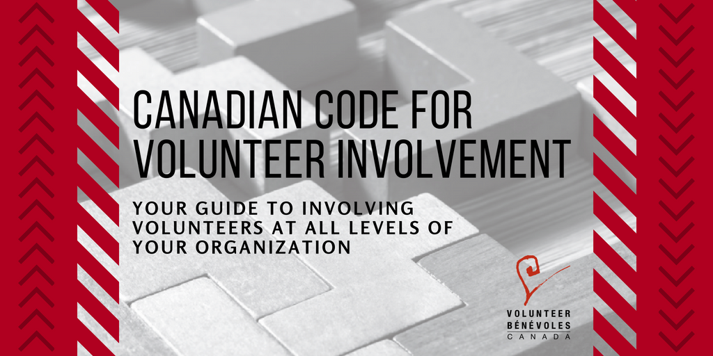 Canadian Code for Volunteer Involvement