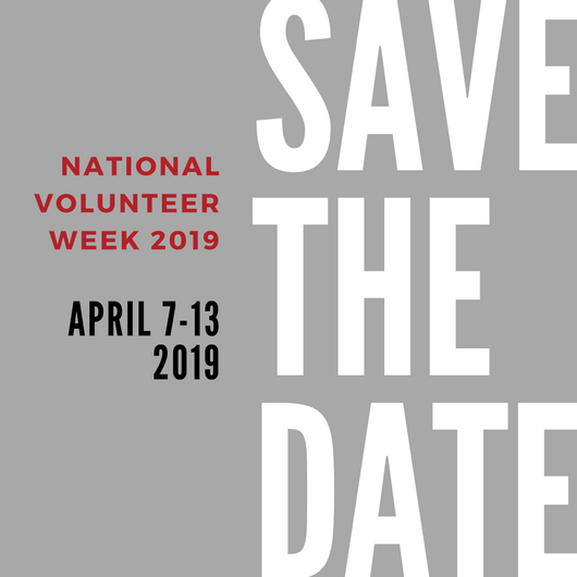 Save the Date NVW 2019