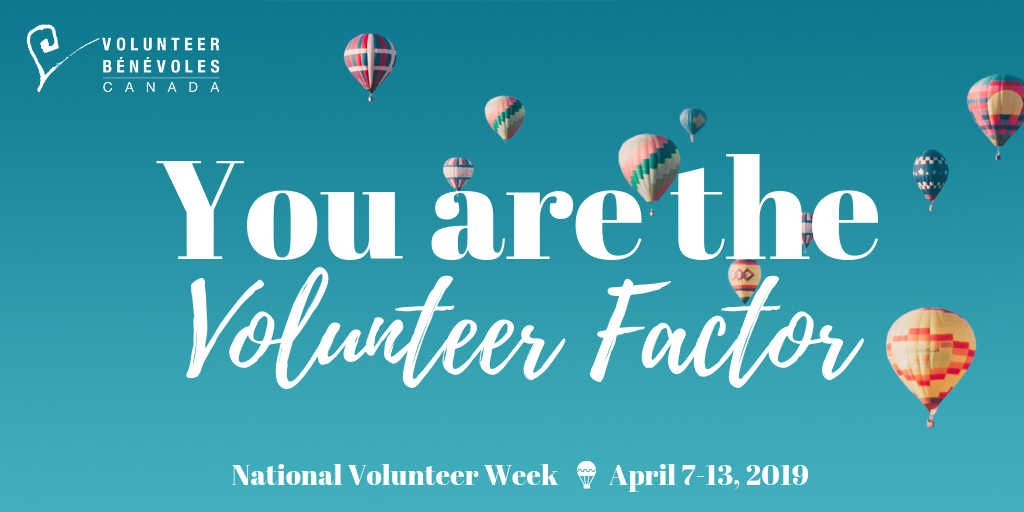 campaign kit - nvw 2019 - national volunteer week  nvw  - campaigns