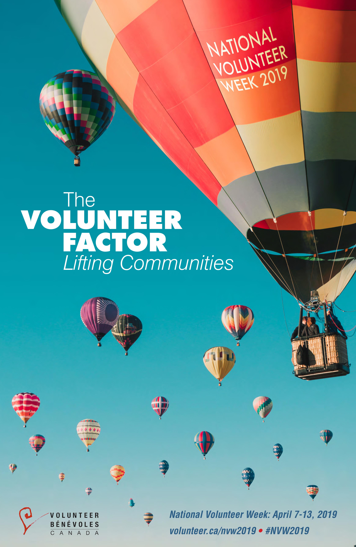 NVW 2019 - National Volunteer Week (NVW) - Campaigns