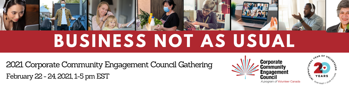 CCEC Gathering: Business Not as Usual