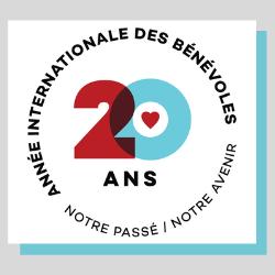 Anneé internationale des bénévoles - 20e anniversaire