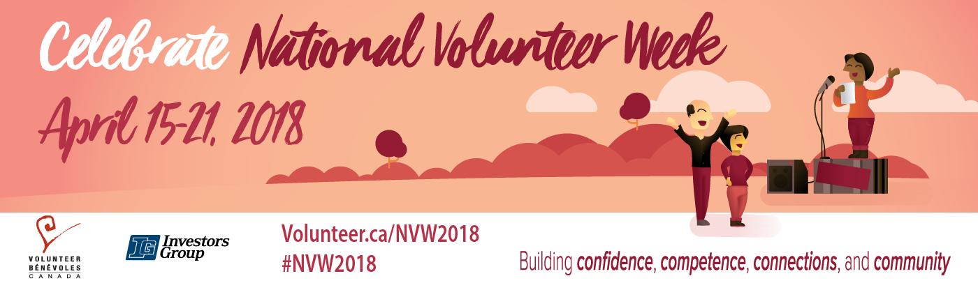 Nvw campaign kit national volunteer week volunteer canada certificate of volunteer appreciation templates yelopaper Image collections
